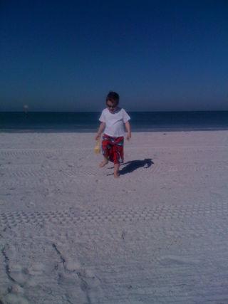 Florida in February 020