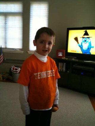 Will orange